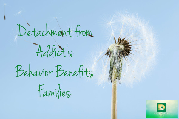 Detachment from Addict's Behavior Benefits Family