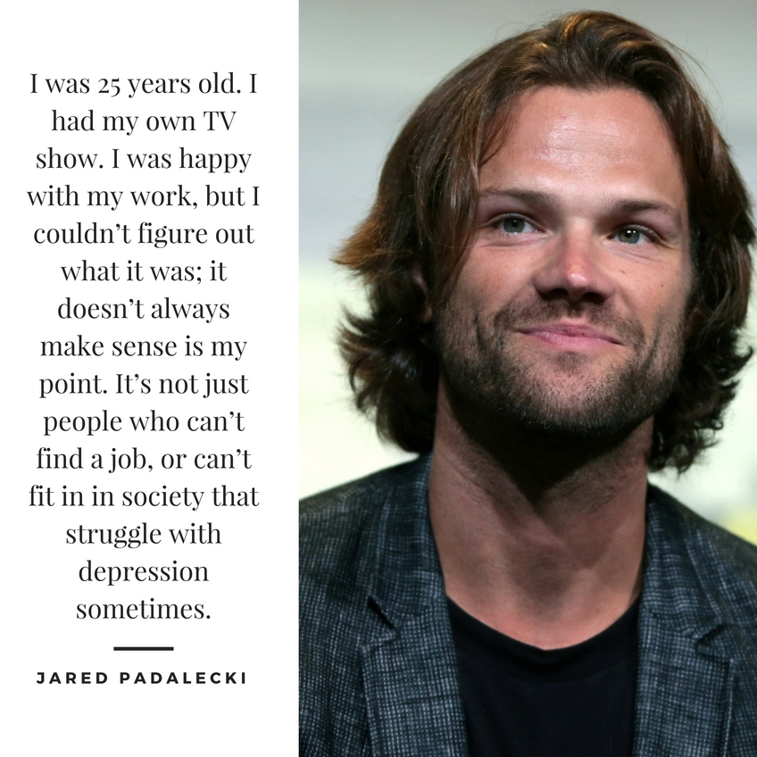 10 Celebrity Quotes on Mental Illness to Inspire You